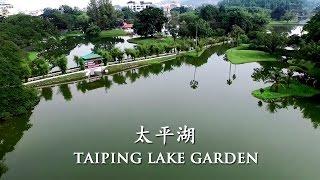 Taiping Lake Garden 太平湖 - DJI Phantom 3