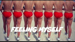 FEELING MYSELF | BOOTY EVERYWHERE | MAGDIEL & EVIN VIDEO