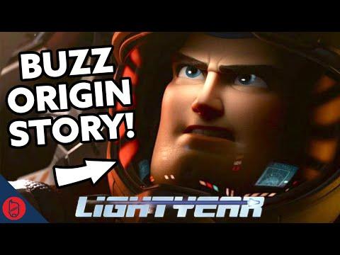 Buzz Lightyear's Origin Story [Pixar Theory]
