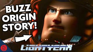 Buzz Lightyear's Origin Story [Pixar Theory]