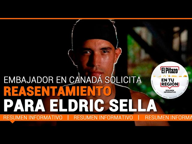 El Pitazo en tu región   Embajador de Canadá solicita reasentamiento humanitario para Eldric Sella