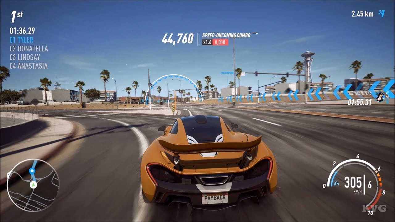 need for speed payback mclaren p1 test drive gameplay pc hd 1080p60fps youtube. Black Bedroom Furniture Sets. Home Design Ideas