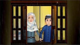 when the monsoon started Abdul Bari Urdu Islamic Cartoons for children