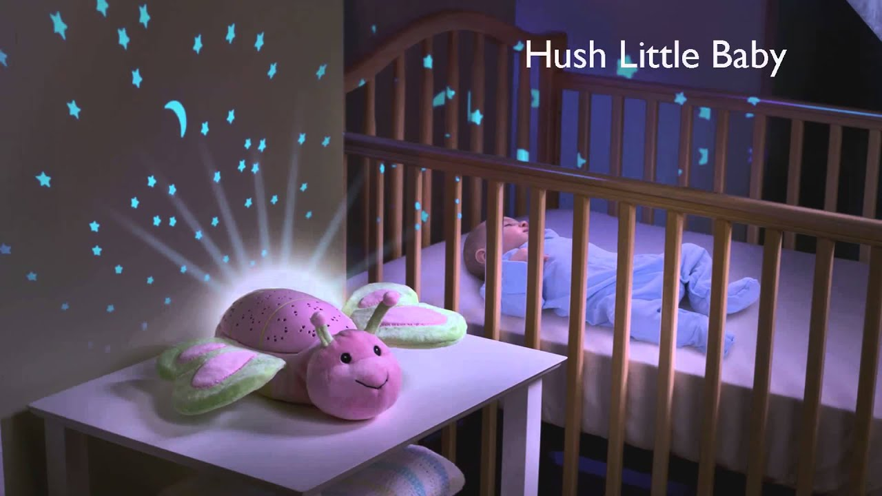 Nursery Musical Night Light Projector