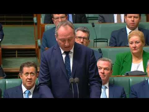 Thumbnail: Barnaby Joyce 'May Be' New Zealand Citizen