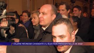 Yvelines | Valérie Pécresse candidate à l'élection présidentielle de 2022