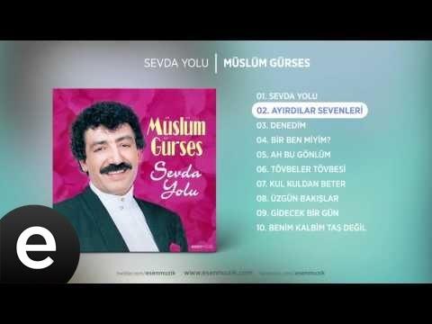 Müslüm Gürses - Ayırdılar Sevenleri mp3 indir