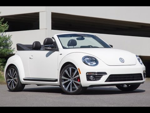 Volkswagen Beetle Convertible 2015 Car Review
