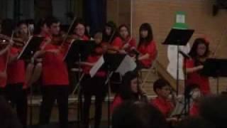 The MS158 Advanced Chamber Orchestra Korobushka The Peddler 39
