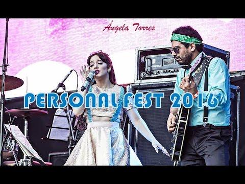 Angela Torres - Personal Fest 2016 (HD)