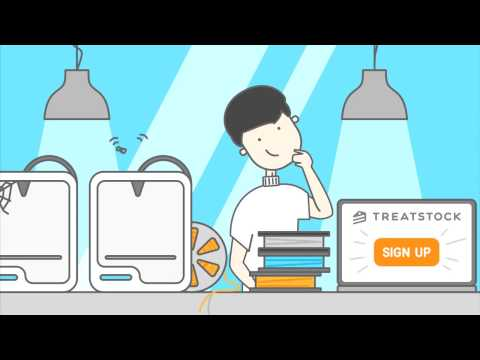 How to become a manufacturer on Treatstock
