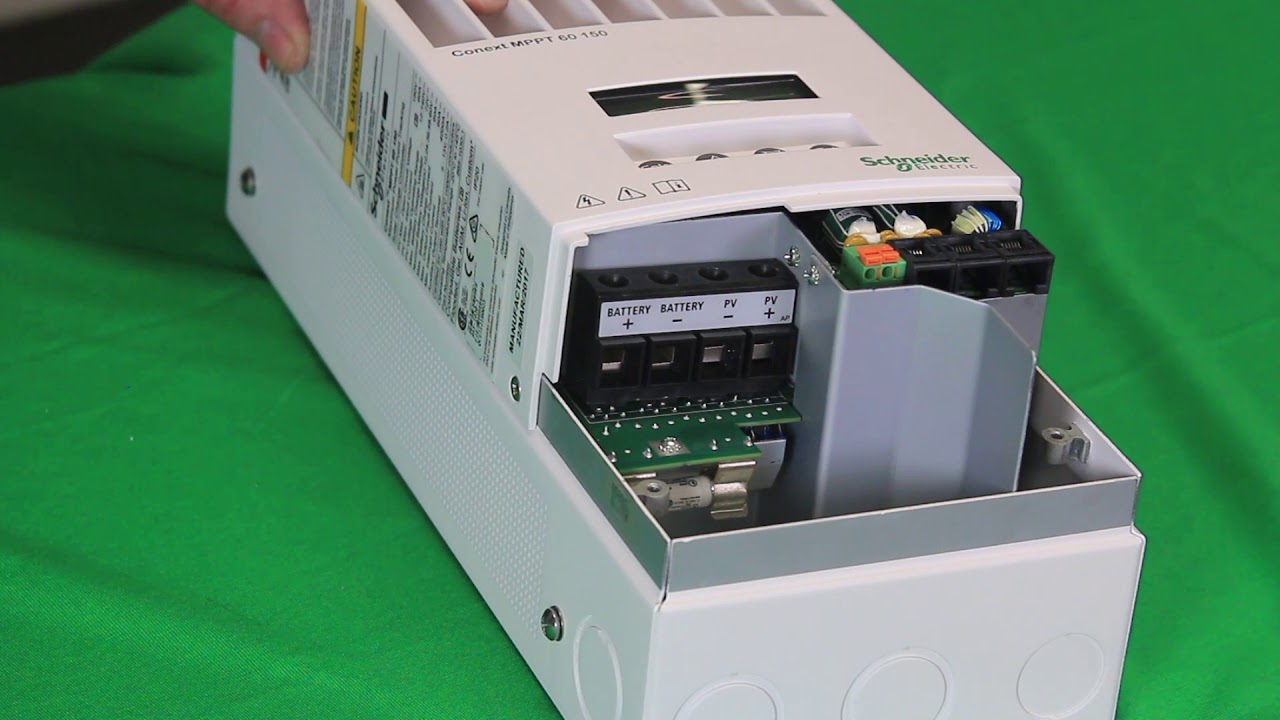 xantrex charge controller wiring diagram [ 1280 x 720 Pixel ]