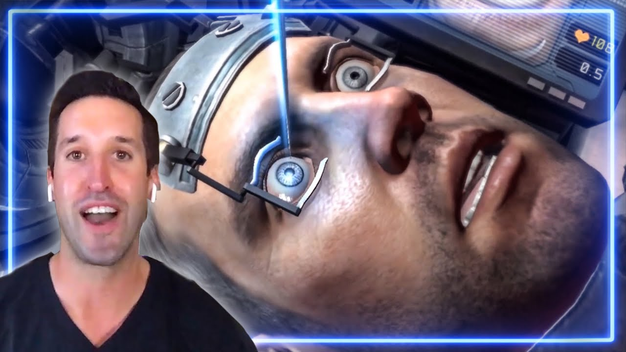 ER Doctor REACTS to death scenes in Dead Space 1 & 2   Experts React