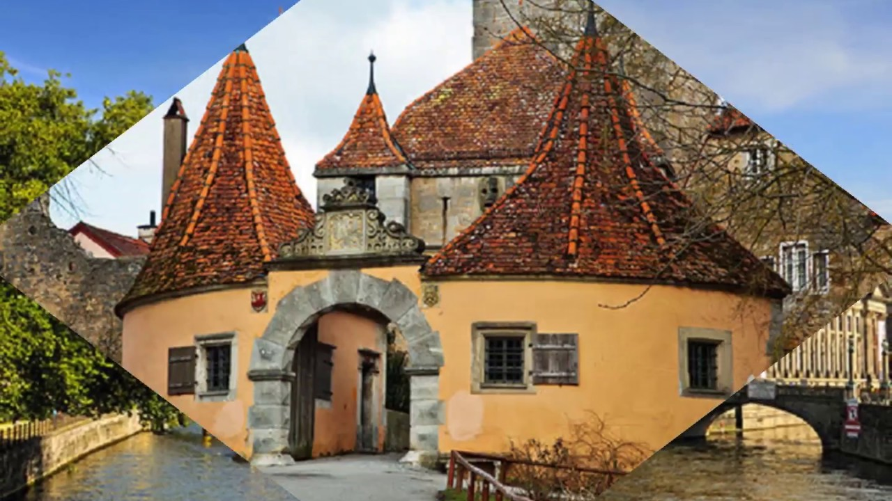 16 Top Rated Tourist Attractions in Germany! Top 16 Most Beautiful Travel Places in Germany #16