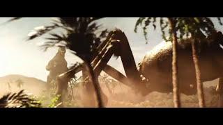 GODZILLA VS KUMONGA AND KAMACURAS
