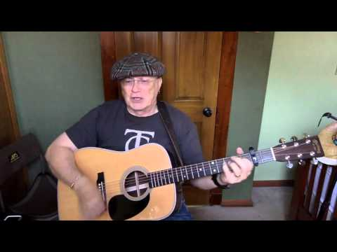 2010 -  Drifters Escape -  Bob Dylan vocal & acoustic guitar cover & chords mp3