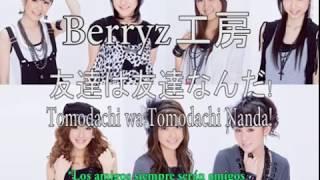 Gambar cover Berryz Koubou - Tomodachi wa Tomodachi Nanda! [Karaoke]