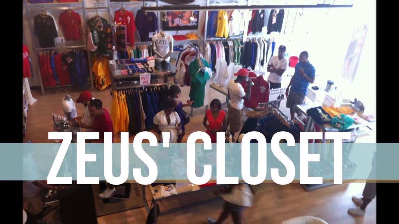 Superieur Gear Up For Atlanta Greek Picnic At Zeusu0027 Closet #AGP #Atlanta  #CustomClothing   YouTube