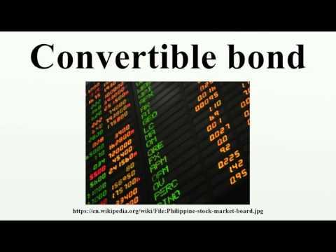 Convertible bond