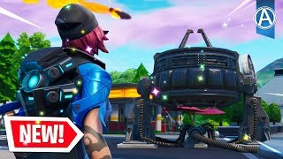 New Rift Beacon At MEGA MALL // 2500 'Wins // Use Code: byArteer (Fortnite Battle Royale LIVE)