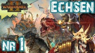 Letsplay Total War Warhammer II (Echsen | HD | Deutsch): Mazdamundi #1