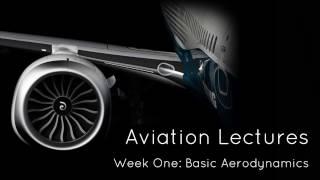 Lecture 1  Basic Aerodynamics