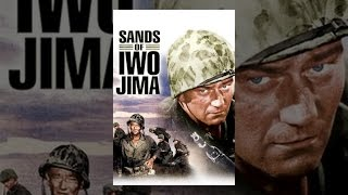 Sands of Iwo Jima (B&W)