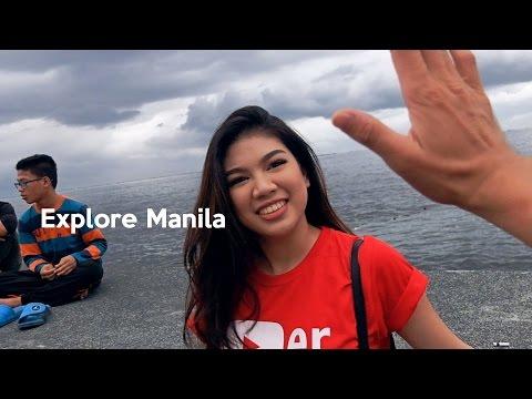 Top YouTubers explore Manila (FT JANINA VELA, CHRISTIAN LEBLANC, WIL DASOVICH)