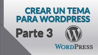 Curso Creación Tema WordPress - Index.php: Estructura Base del Tema [PT3]