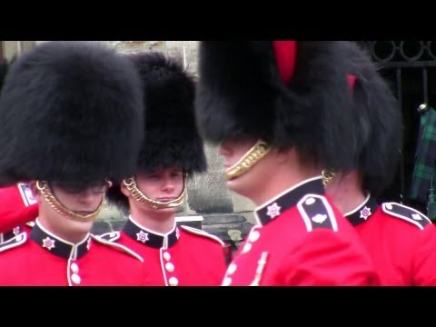The Changing Guard