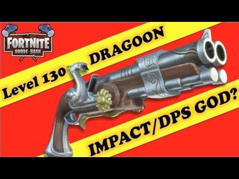 Dragoon DPS-Impact God???