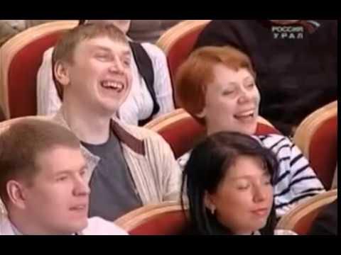 КВН Уральские пельмени. Кирилл и Мефодий  - составление Азбуки.