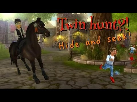 star stable online twin hide and go seek youtube. Black Bedroom Furniture Sets. Home Design Ideas