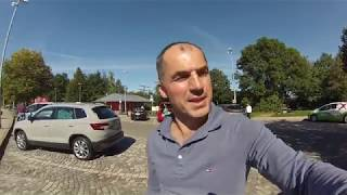 Евротрип Зоны Риска  проехались по Европе 1500 километров на Skoda Karoq