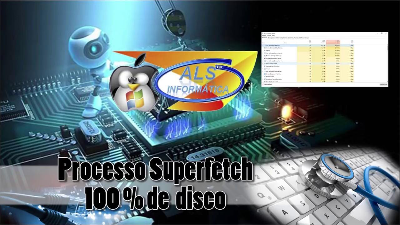 superfetch processo