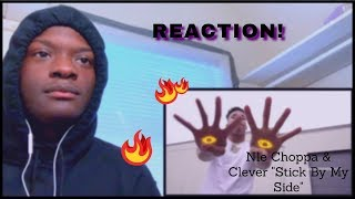 Nle Choppa & Clever - Stick By My Side | Reaction !