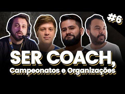 CS em Debate #6 c/ Roque e Guerri - Ser coach, jornalismo, campeonatos e organizações