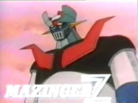 Mazinger Z Dibujos Flv