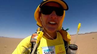 "Marathon des Sables April 2018 - Morocco - Sahara Desert - ""Toughest Footrace in the World"""