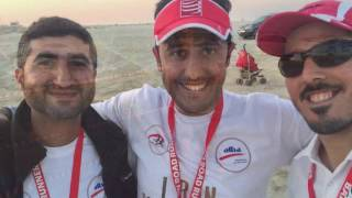 Journy to IronMan70.3 Bahrain 2014 - 2016