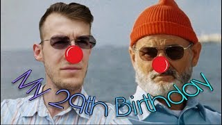 My 29th Birthday