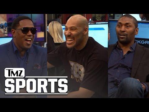 TMZ Roundtable: LaVar Ball Want Sons To Be Knicks With Coach Mark Jackson