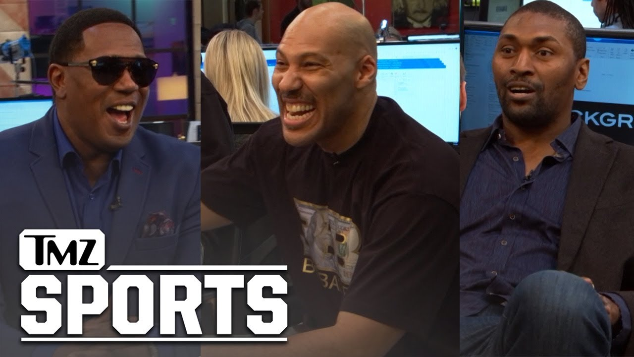 TMZ Roundtable: LaVar Ball Want Sons To Be Knicks With Coach Mark Jackson