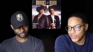 Brooks & Dunn - Neon Moon (REACTION!!!)