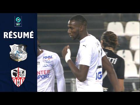 Amiens AC Ajaccio Goals And Highlights
