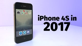 Is the iPhone 4S Obsolete? | Using the $50 iPhone 4S in 2017