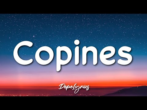 Copines - Aya Nakamura (Lyrics) 🎵
