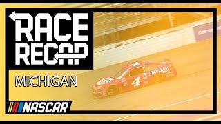 Harvick dominates at Michigan | NASCAR