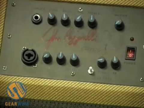 VMV JazzKat Amplifier