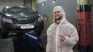 видео Антикоррозийная обработка автомобиля